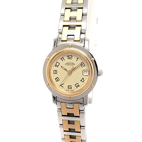 [エルメス]HERMES 腕時計 クリッパー PMサイズ CL4.220 レディース 中古 [並行輸入品] B07D3NFH8B