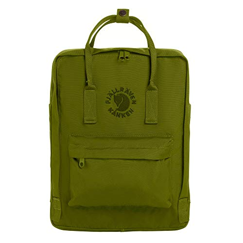 Fjallraven - Re-Kanken Recycled and Recyclable Kanken Backpack for Everyday, Spring Green