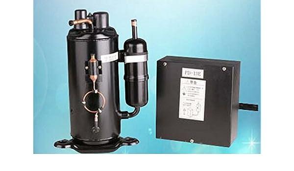 GOWE R404 A alta eficiencia hermético vertical compresor de ...
