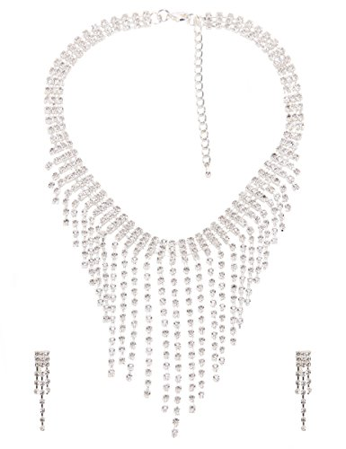 Marilyn Monroe Jewelry Set Costume Accessory