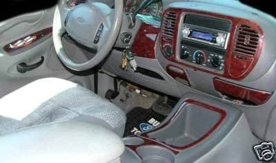 amazon com ford expedition interior burl wood dash trim kit set 1997 1998 1999 automotive ford expedition interior burl wood dash trim kit set 1997 1998 1999