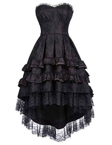 Victorian Style Dress - 8