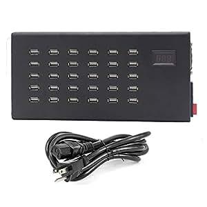 Amazon.com: Estación de carga USB, chicheng 200 W, 300 W ...