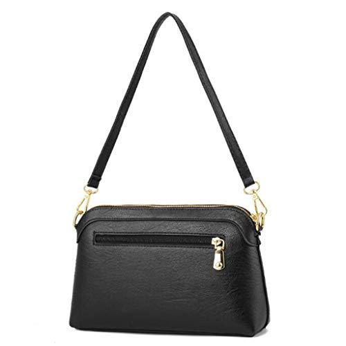 Rosso taglia colore coreana Shoulder diagonale Lady taglia Small Trend Fashion blu Wild Versione Single Bag unica UqZwO