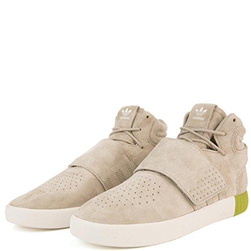 ... Adidas For Menn: Rørformede Inntrenger Sesam Sesam / / Semi Solar Slim  Stropp Joggesko ...