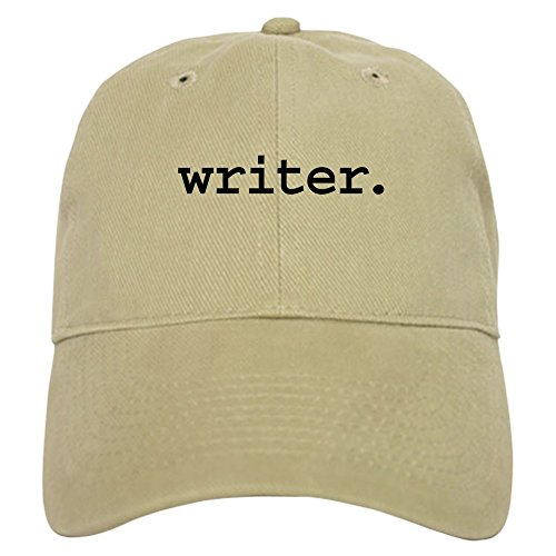CafePress writer Baseball Adjustable Closure