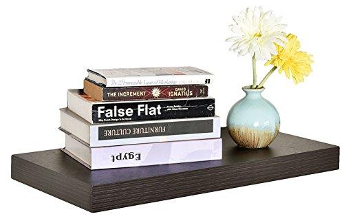 "Review WELLAND Grande Floating Wall Shelf Display Floating Shelf (Approx 23-3/4""L By WELLAND by WELLAND"