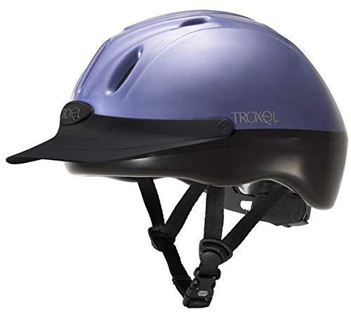 Troxel Spirit Periwinkle Helmet, Small