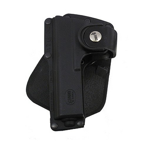 Fobus Roto Tactical Speed Holster Paddle Left Hand GLT19RPL Glock 19,23,32 / S&W 99 Compact/ M&P Compact holds Handgun with Laser or Light