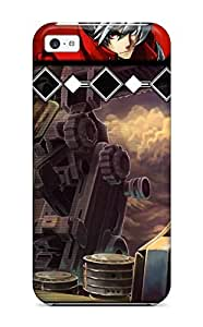 Iphone 5c Case Slim [ultra Fit] Blazblue Anime Other Protective Case Cover