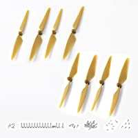 Hubsan H501S X4 FPV RC Quadcopter Drone Spare Parts Crash Pack Propellers Blades Kit