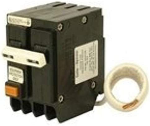 Eaton Cutler Hammer br Series with Ground Fault Equipment Protection 2 Pole Circuit Breaker 20 amp