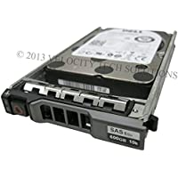 Dell 96G91 600GB 32MB 6GBps 10K 2.5 Enterprise Class SAS Hard Drive in Poweredge R Series Tray