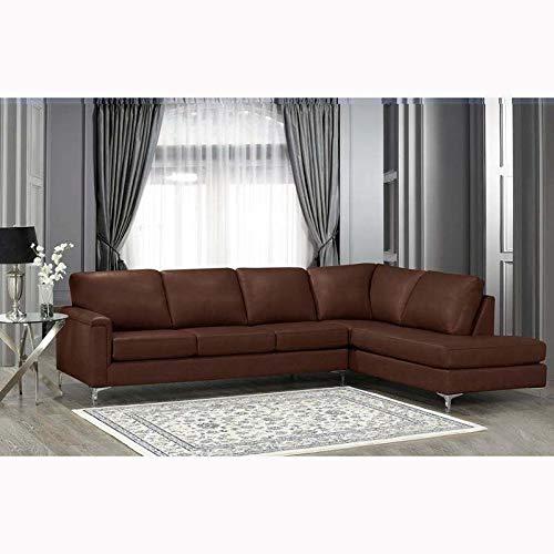 Amazon.com: Contemporary Style Sectional Sofa - Premium ...