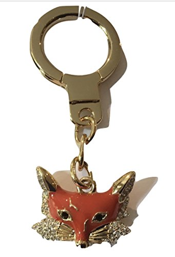 Price comparison product image Kate Spade Into The Woods Sly Fox Key Chain Fob