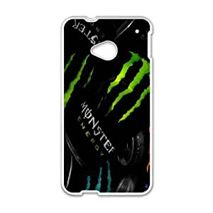 HTC One M7 Phone Case Monster Energy Q6A1158464