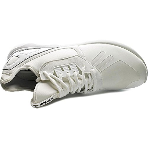 Adidas Mens Rörformiga Runner Originalen Löparskor Ftwht / Ftwht / Cblack
