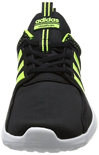 noir Blanc Chaussures Ftwr Racer Noir Gymnastique Homme De Lite Cf Solaire Pour Adidas Jaune wF8qg4F