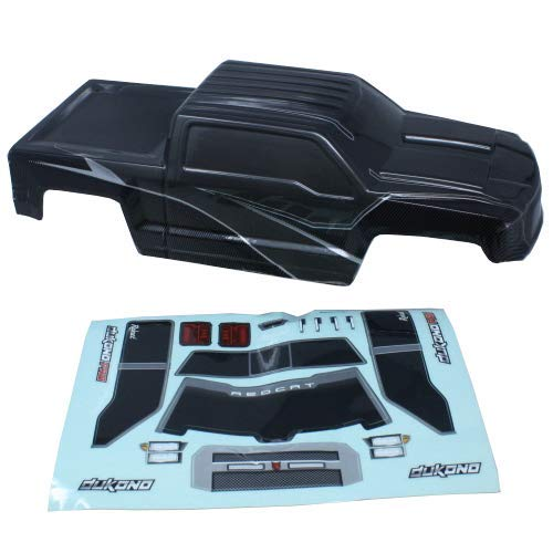 Redcat Racing Dukono Body, Black