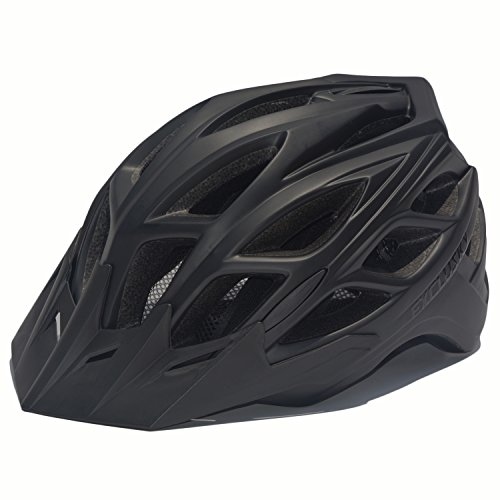 Exclusky In Mold Mountain Bike Helmet Adult Size 57 62cm