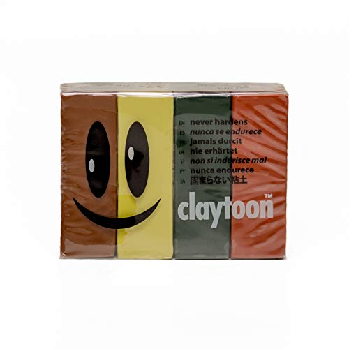 - Van Aken Claytoon 18156 Camouflage 4 Colors Set