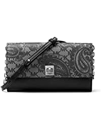 KORS STUDIO Paisley Natalie XL Wallet On A Chain