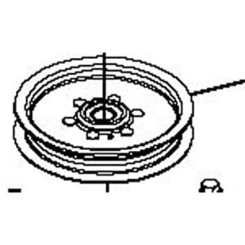 Amazon Com Rotary 14242 Flat Idler Pulley John Deere Am135526