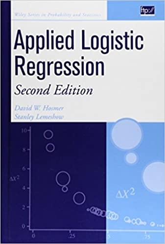 Applied Logistic Regression (Wiley Series in Probability and Statistics)