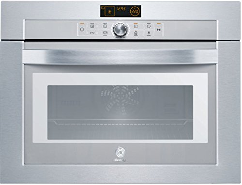 Balay - Horno + Microondas Indep. 3Hw440X, Multifuncion, Inox ...