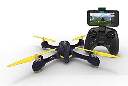 0dcd7f64207 Image Unavailable. Image not available for. Color: Hubsan H507A+ X4 Star Pro  WiFi FPV Drone RC Quadcopter with 720P HD ...