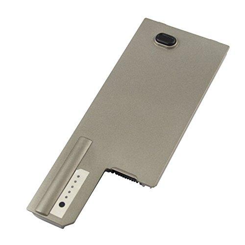 Futurebatt Laptop Battery Compatible with Dell Latitude D820 Latitude D830 Latitude D531 Precision M65 Precision M65 Mobile Workstation Precision M4300, 5200mAh/11.1V/6-Cells ()