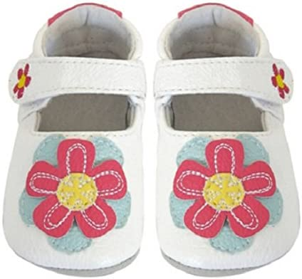 Jack and Lily Baby Shoes Pop Flower