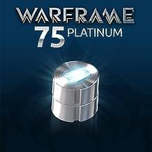 Warframe: 75 Platinum - PS4 [Digital Code]