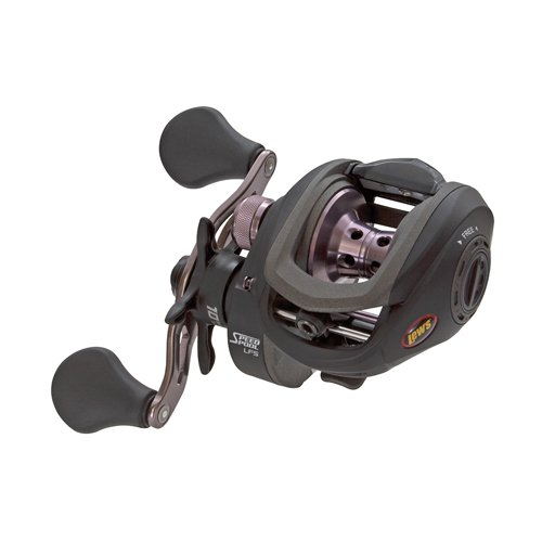 Lew's Fishing Speed Spool LFS Baitcast Reel, 7 oz./120 yd./12 lb./7.5:1