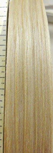 """Hickory or Pecan wood veneer edgebanding 7/8"""" x 120"""