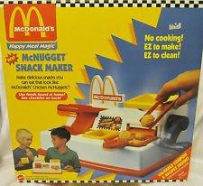 Mcdonald's Happy Meal Magic Mcnugget Snack Make