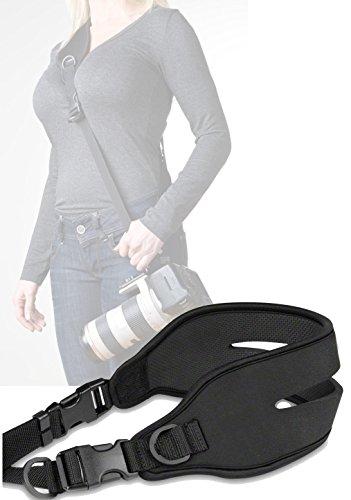 Baxxtar TWIN PADDY Quick Strap Kameragurt mit optimaler Druckverteilung (Referenz)