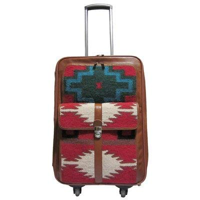 "Amerileather Roamer 23"" Upright (Red)"