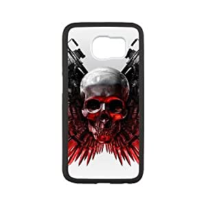 Expendables Samsung Galaxy S6 Cell Phone Case White R3330198