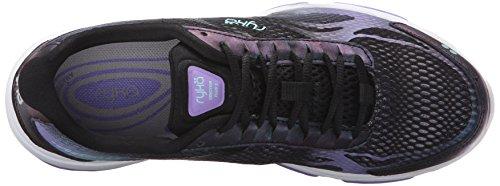Walking Ryka Devo Women's Shoe Purple Black 2 Plus qH7wz