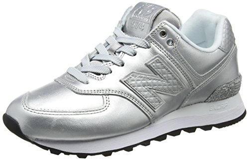 New Balance Wl574nri Bags amp; Shoes uk Shoes Amazon Women's co wagwUP