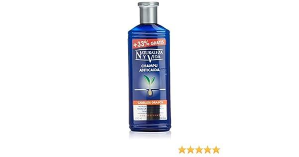 Champú anticaída cabellos grasos 300 ml