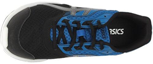 ASICS Chaussure de course à ASICS pied , Stormer de pour homme , Impérial/ Argent/ Noir , 10 Medium US f9e957d - kyomin.website