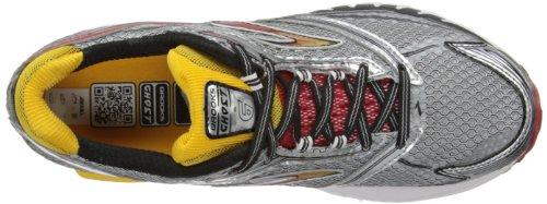 Browar Timing Systems Ghost 6 - Zapatillas de running Hombre Gris/Rojo