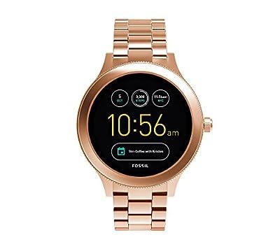 Fossil Gen 3 Q Venture Rose Goldtone Smart Watch