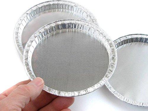 Disposable-Aluminum-Foil-Moisture-Balance-Pans-5-Diameter-Pack-of-100
