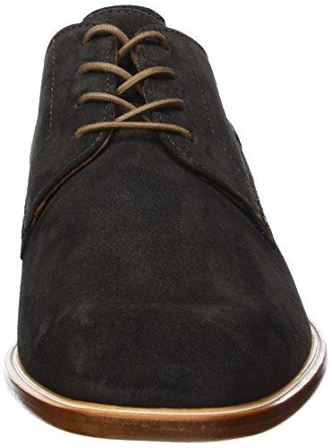 Craghoppers - Zapatillas de Ante para hombre, color negro, talla 41 EU