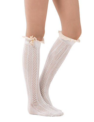 Ivory Womens Boots - 1