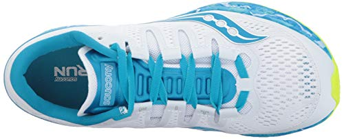 Blue Chaussures Iso Saucony Femme de Fitness Freedom nqfx6wHE6Y