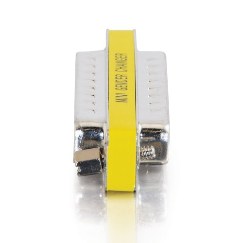 SMAKN® Db25 25-pin, Female to Female Connector Mini Gender Changer